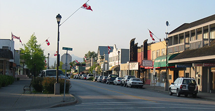 Image result for images of cloverdale, bc